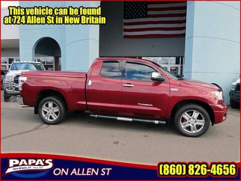 2008 Toyota Tundra for sale at Papas Chrysler Dodge Jeep Ram in New Britain CT