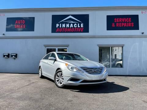 2011 Hyundai Sonata for sale at Pinnacle Automotive Group in Roselle NJ