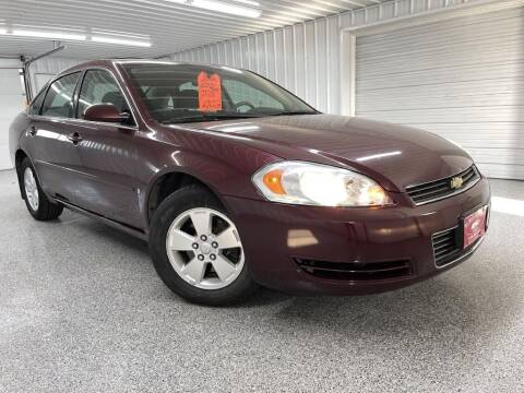 2007 Chevrolet Impala for sale at Hi-Way Auto Sales in Pease MN