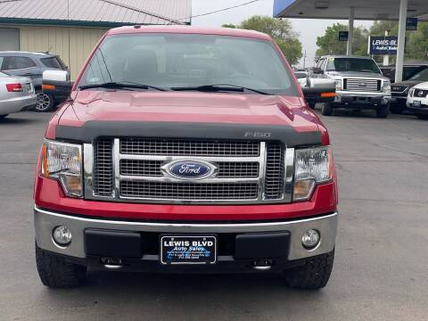 2009 Ford F-150 for sale at Lewis Blvd Auto Sales in Sioux City IA