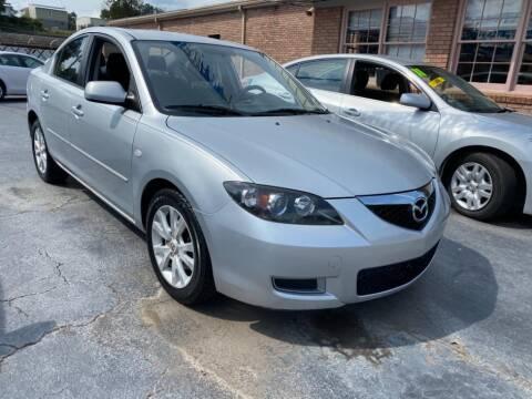 2007 Mazda MAZDA3 for sale at Wilkinson Used Cars in Milledgeville GA