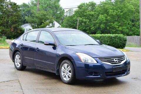 2012 Nissan Altima for sale at Digital Auto in Lexington KY
