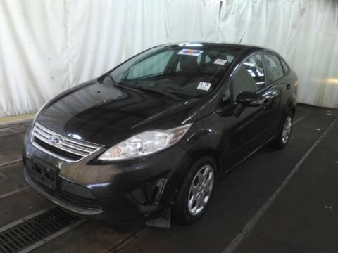 2013 Ford Fiesta for sale at Government Fleet Sales - Buy Here Pay Here in Kansas City MO