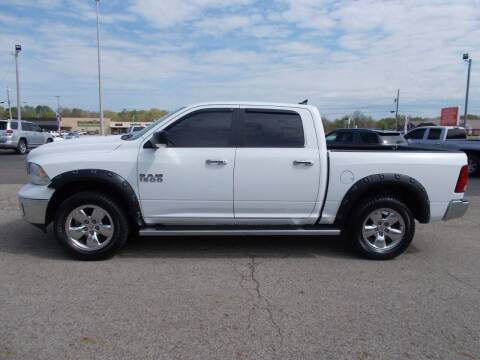 2016 RAM Ram Pickup 1500 for sale at West TN Automotive in Dresden TN