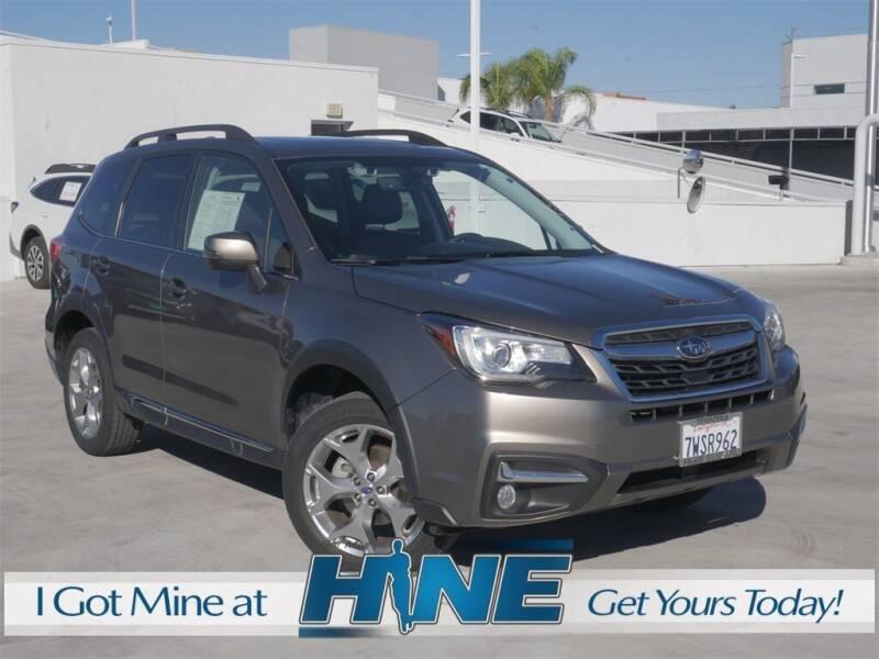 2017 Subaru Forester for sale at John Hine Temecula in Temecula CA