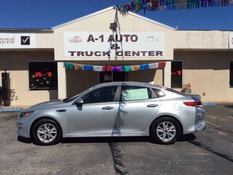 2016 Kia Optima for sale at A-1 AUTO AND TRUCK CENTER in Memphis TN