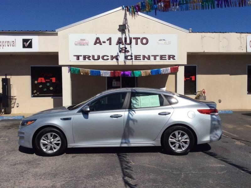 2016 Kia Optima for sale at A-1 AUTO AND TRUCK CENTER in Memphis TN