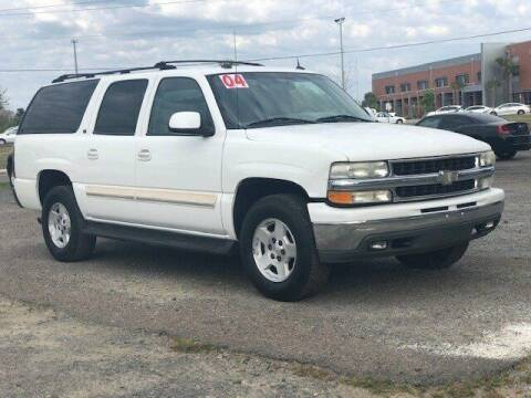 2004 Chevrolet Suburban for sale at Harry's Auto Sales, LLC in Goose Creek SC