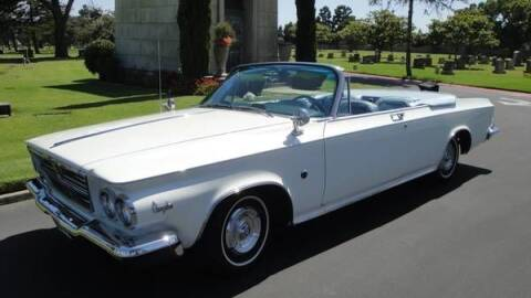 1964 Chrysler 300 for sale at Classic Car Deals in Cadillac MI