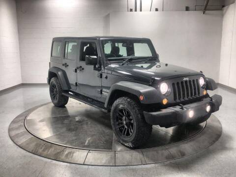 2017 Jeep Wrangler Unlimited for sale at CU Carfinders in Norcross GA