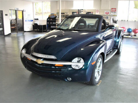 2005 Chevrolet SSR for sale at Knight Automotive in Southbridge MA