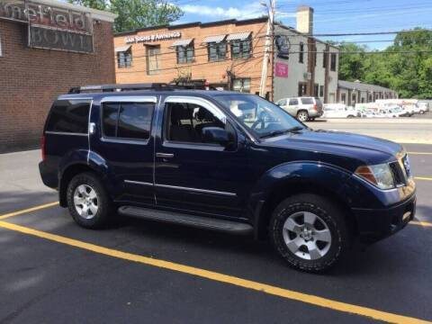 2006 Nissan Pathfinder for sale at Deleon Mich Auto Sales in Yonkers NY
