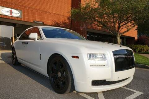 2014 Rolls-Royce Ghost for sale at Team One Motorcars, LLC in Marietta GA