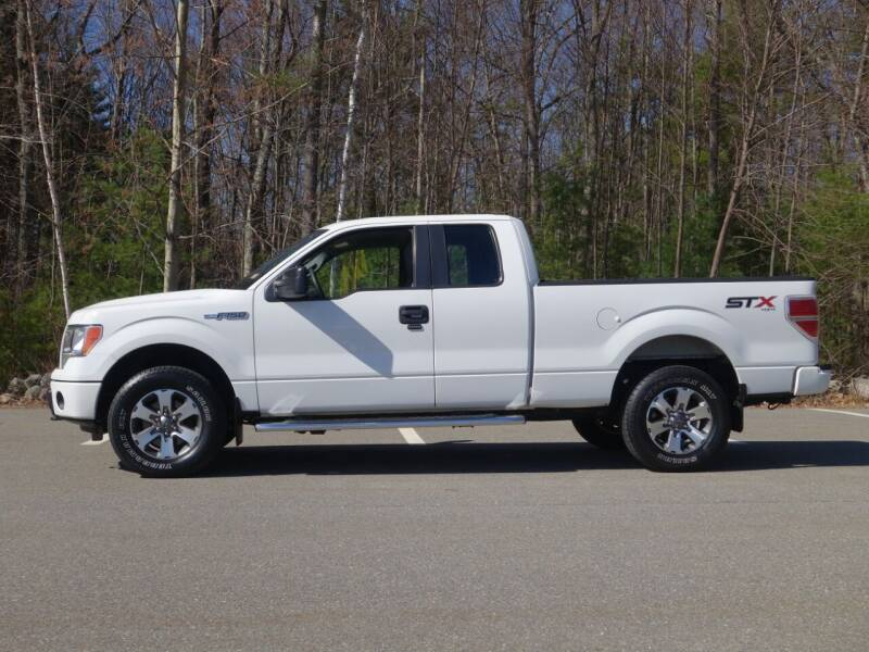 2014 Ford F-150 for sale at Auto Mart in Derry NH