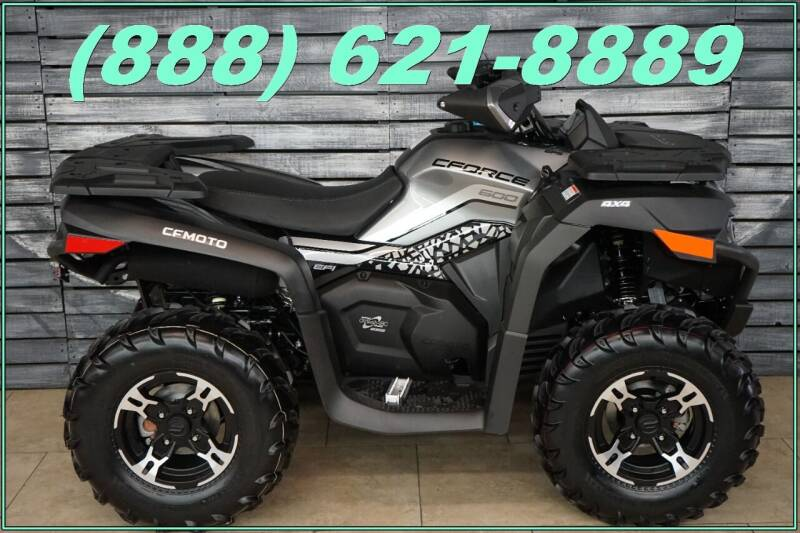 2021 CF Moto CForce for sale at AZautorv.com in Mesa AZ