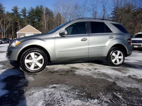 2010 Mercedes-Benz M-Class for sale at Mark's Discount Truck & Auto Sales in Londonderry NH