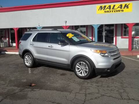 2011 Ford Explorer for sale at Atayas Motors INC #1 in Sacramento CA