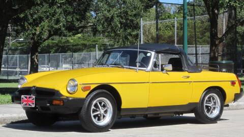 1978 MG MGB for sale at MaxxCar in Sarasota FL