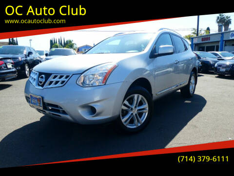 2012 Nissan Rogue for sale at OC Auto Club in Midway City CA
