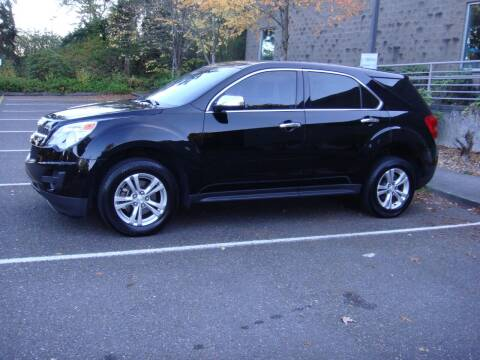 2013 Chevrolet Equinox for sale at Western Auto Brokers in Lynnwood WA