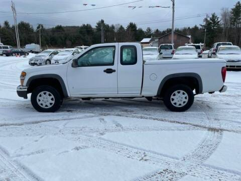 2007 Chevrolet Colorado for sale at Upstate Auto Sales Inc. in Pittstown NY