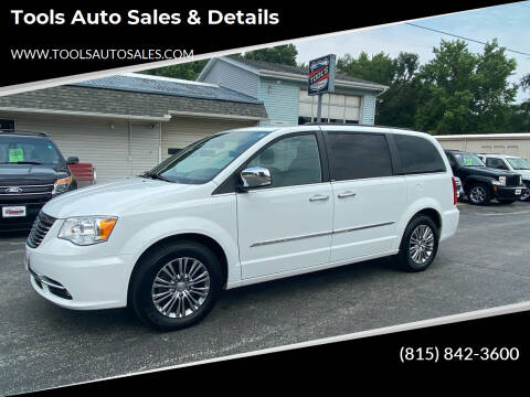2014 Chrysler Town and Country for sale at Tools Auto Sales & Details in Pontiac IL