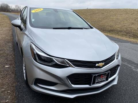 2018 Chevrolet Cruze for sale at Mr. Car LLC in Brentwood MD