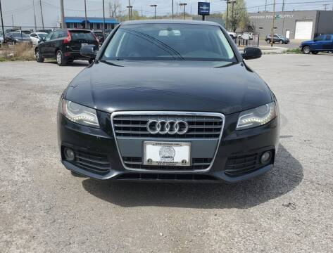 2010 Audi A4 for sale at Supreme Auto Gallery LLC in Kansas City MO