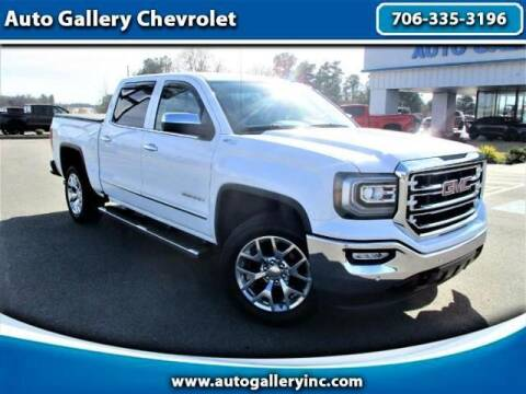 2017 GMC Sierra 1500 for sale at Auto Gallery Chevrolet in Commerce GA