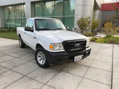 2010 Ford Ranger for sale at Top Motors in San Jose CA