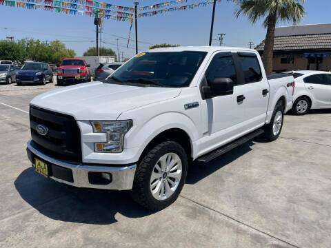 2016 Ford F-150 for sale at A AND A AUTO SALES in Gadsden AZ
