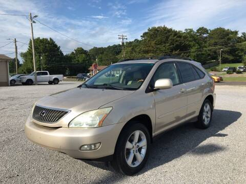 2004 Lexus RX 330 for sale at Wholesale Auto Inc in Athens TN