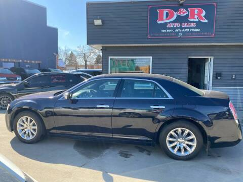 2011 Chrysler 300 for sale at D & R Auto Sales in South Sioux City NE