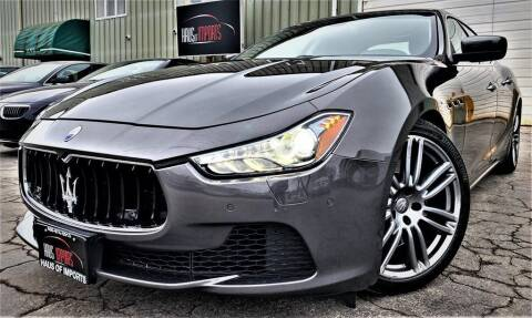 2014 Maserati Ghibli for sale at Haus of Imports in Lemont IL