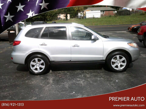2009 Hyundai Santa Fe for sale at Premier Auto in Independence MO