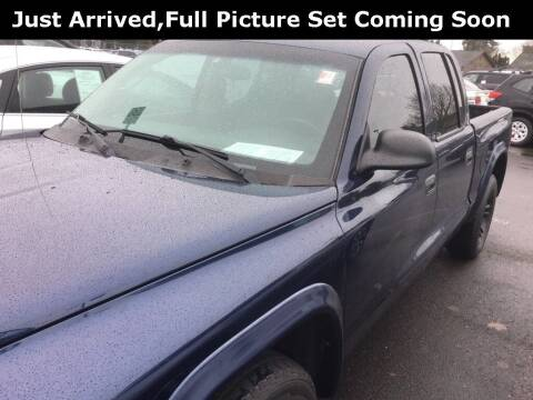 2004 Dodge Dakota for sale at Royal Moore Custom Finance in Hillsboro OR