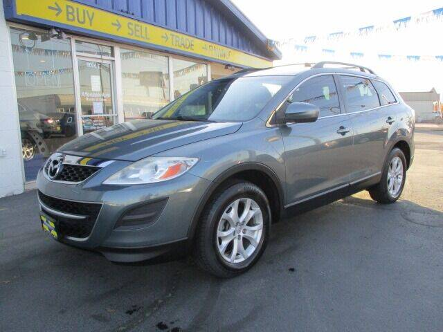 2012 Mazda CX-9 for sale at Affordable Auto Rental & Sales in Spokane Valley WA