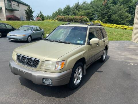 2002 Subaru Forester for sale at I-Deal Cars LLC in York PA