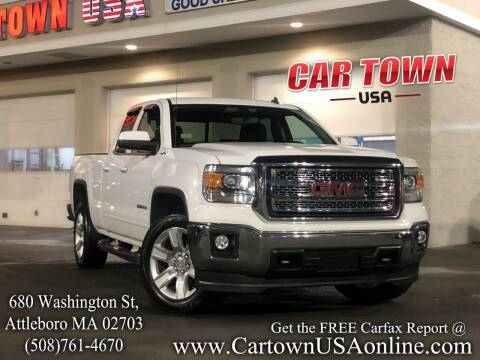 2014 GMC Sierra 1500 for sale at Car Town USA in Attleboro MA