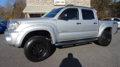 2005 Toyota Tacoma for sale at Driven Pre-Owned in Lenoir NC