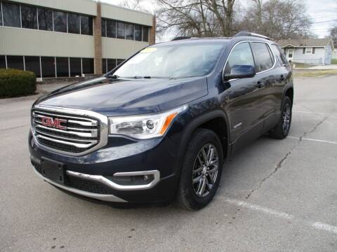 2017 GMC Acadia for sale at A & A IMPORTS OF TN in Madison TN