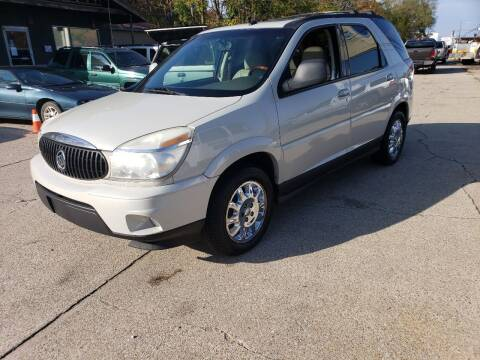 2007 Buick Rendezvous for sale at Jims Auto Sales in Muskegon MI