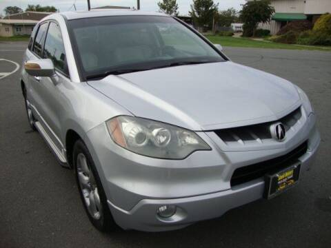 2007 Acura RDX for sale at Shell Motors in Chantilly VA