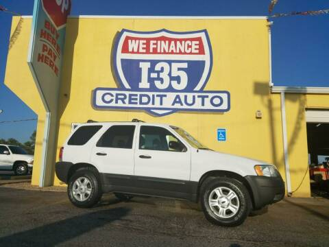 2004 Ford Escape for sale at Buy Here Pay Here Lawton.com in Lawton OK