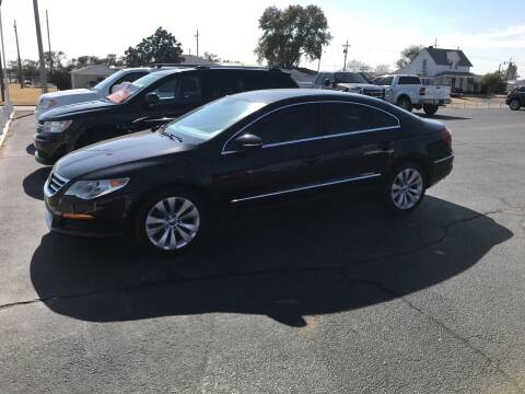 2011 Volkswagen CC for sale at Westok Auto Leasing in Weatherford OK