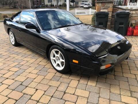 1991 Nissan 180SX for sale at Forbidden Motorsports in Livingston NJ