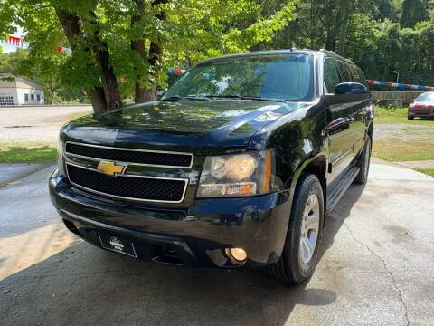 2011 Chevrolet Suburban for sale at Day Family Auto Sales in Wooton KY