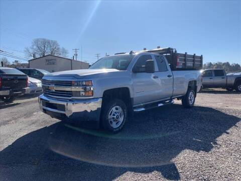 2017 Chevrolet Silverado 2500HD for sale at Terrys Auto Sales in Somerset PA