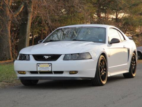 2004 Ford Mustang for sale at Loudoun Used Cars in Leesburg VA