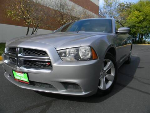 2014 Dodge Charger for sale at Dasto Auto Sales in Manassas VA